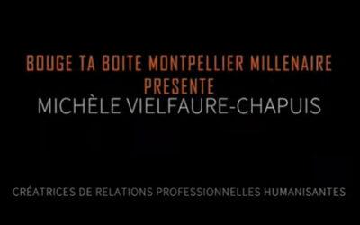 Interview de Bouge ta Boite : Michèle, Coach professionnelle